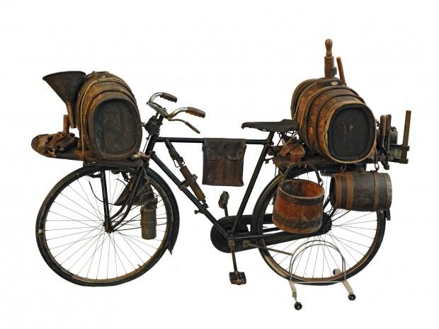 La bicicletta del burraio