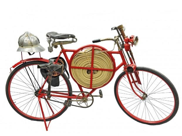 La bicicletta del pompiere